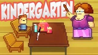 Kindergarten Gameplay - Teachers Last Lunch - Buggs Quest - Kindergarten Gameplay Highlights