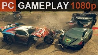 Carmageddon: Max Damage PC Gameplay (1080p)