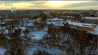 Житомир - Зимняя р. Камянка -2.( Zhitomir - Winter River Kamyanka2)