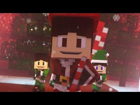 [BRAZLIPSYNC #2] Especial de Natal (Minecraft Animation)