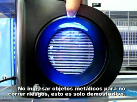 Steren insectronics youtube - Mata cucarachas electrico ...