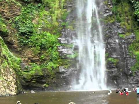 Wli Waterfalls - Ghana - YouTube
