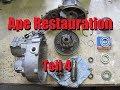 Piaggio Ape 400 Restauration Teil 4 - Die Apeschrauber