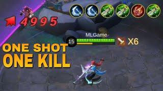 Lesley 4995 Critical Damage | Survival Mode
