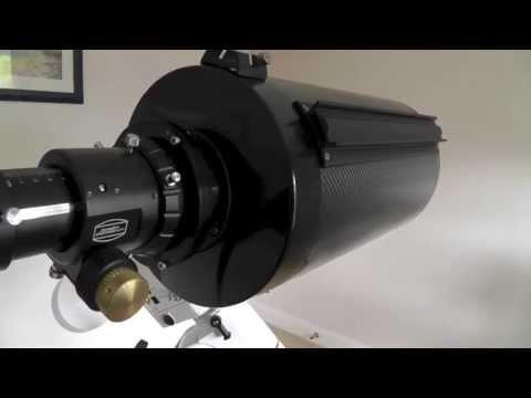 Ritchey-Chretien RC8 Telescope