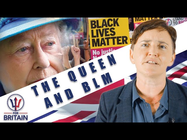 The Queen and BLM