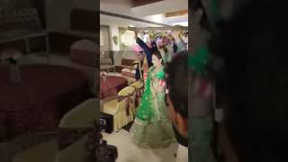 Wedding main dulhan ka dance