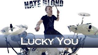 Eminem - Lucky You - Drum Cover (Julius Kasa Remix)