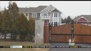 Neighbors Concerned After Burglary At Rob Gronkowski's House
