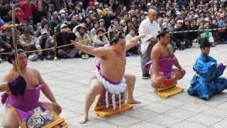 アサヒ・コム動画 http://www.asahi.com/video/ 昭和の大横綱、双葉山の...