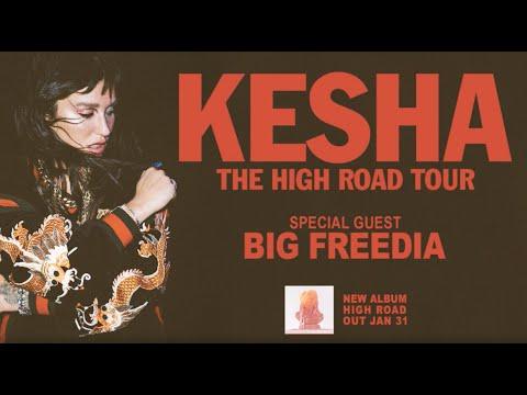 Download Kesha - High Road Tour Announce Mp4 baru