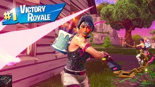 Getting A Victory Royale With The Sparkle Specialist (Fortnite Battle Royale)