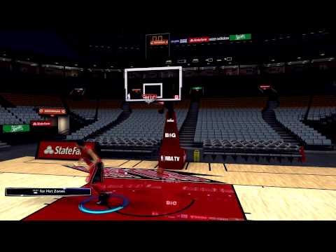NBA 2k14 Dunk Compilation