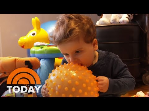 Richard Engel Shares His Son's Rare Medical Condition   TODAY