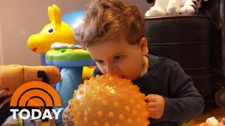 Richard Engel Shares His Son's Rare Medical Condition | TODAY