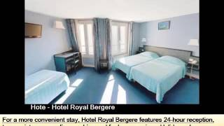 Hotel Royal Bergere | Picture Collection And Info Of Paris Hotel