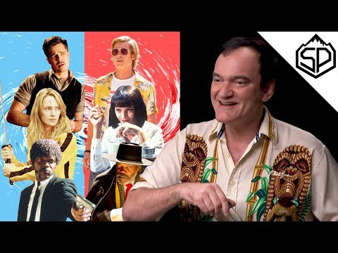 Квентин Тарантино о меме с Траволтой, киновселенной Марвел и своих лучших фильмах