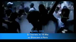 Carl Cox French Tour