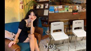 Vlog 방배동 맛집 그리고 카페 소소한 일상