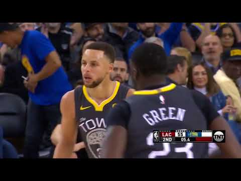 Steph Curry Hits Eight Threes, Scores 44 Points in Warriors' Win over Clippers