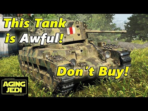 Matilda Black Prince Review: Don't Buy It! - World of Tanks
