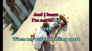 Miley Cyrus - When I Look At You - Male Karaoke Version (2nd version by andc18)