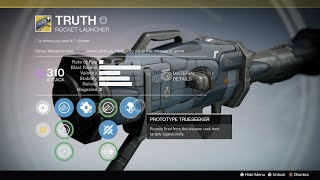 You Can't Handle the Truth (Destiny Truth montage)