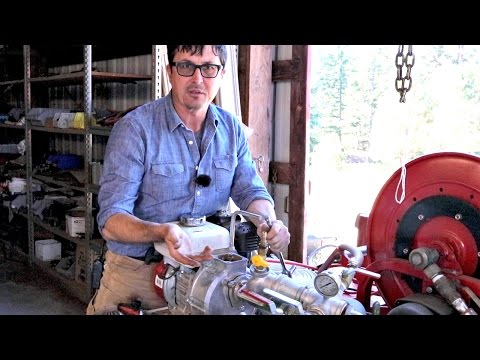 How To Repair A Honda Pump 3