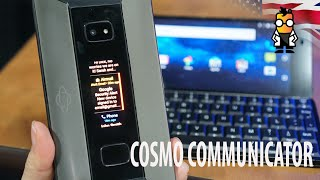 Cosmo Communicator Hands on - The successor of the Gemini PDA