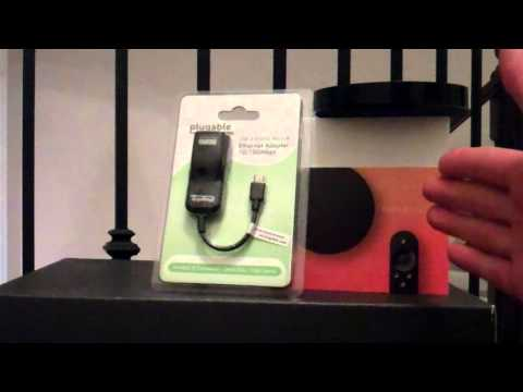 Google Nexus Player Ethernet Adapter
