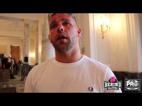 BILLY JOE SAUNDERS HOPES TO FIGHT WINNER OF CANELO-GGG, HAS MANDATORY WITH LEMIEUX