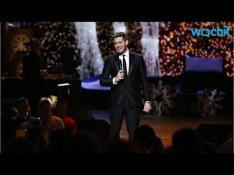 Michael Buble: 'I was a Jerk to Ex Emily Blunt'
