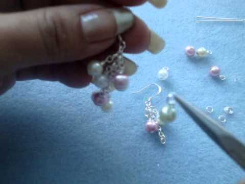 Aretes de Perelas , Easter color .47