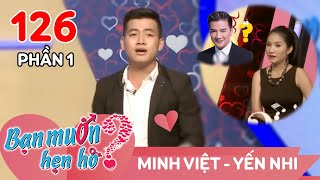 Make tomorrow for the voice of the lad Minh Viet - Yen Nhi | BMHH 126 🎤