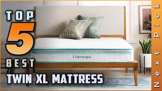 Top 5 Best Twin XL Mattress Review In 2020 | For All Budgets