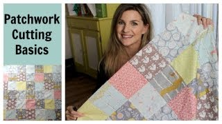 How to Cut Patchwork Squares