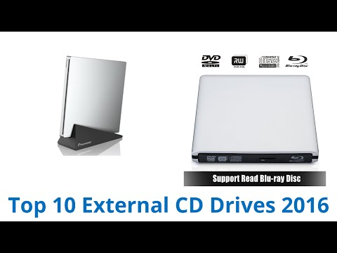 10 Best External CD Drives 2016