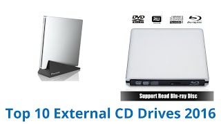 10 Best External CD Drives 2016