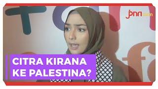 Citra Kirana Susul Nisa Sabyan Peduli Korban Palestina - JPNN.com