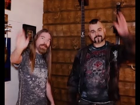 SABATON now in the studio recording their new album for 2019 - announcement!