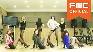 Cover images AOA - 짧은 치마(Miniskirt) 안무영상(Dance Practice) Full ver.