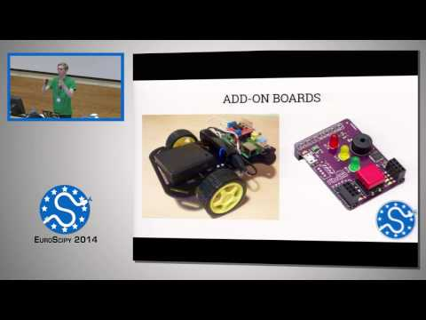 Image from Keynote: Python Programming in Science Education