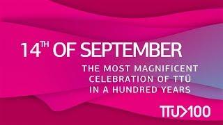 TTÜ100 great campus party!