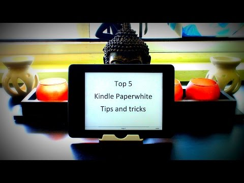 Top 5 Kindle Paperwhite Tips Every User Should Know