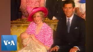 From Charles to Archie: Looking Back at Royal Births Over Years