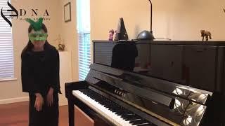 DNA Halloween Recital 2020
