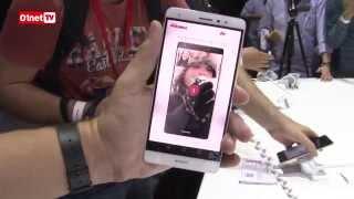 IFA 2015 : Huawei présente le Mate S, phablette ultra fine