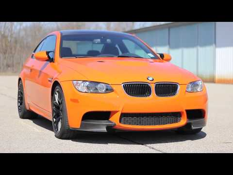 2013 BMW M3 Lime Rock Park Edition: Up Close & Personal - CAR and DRIVER