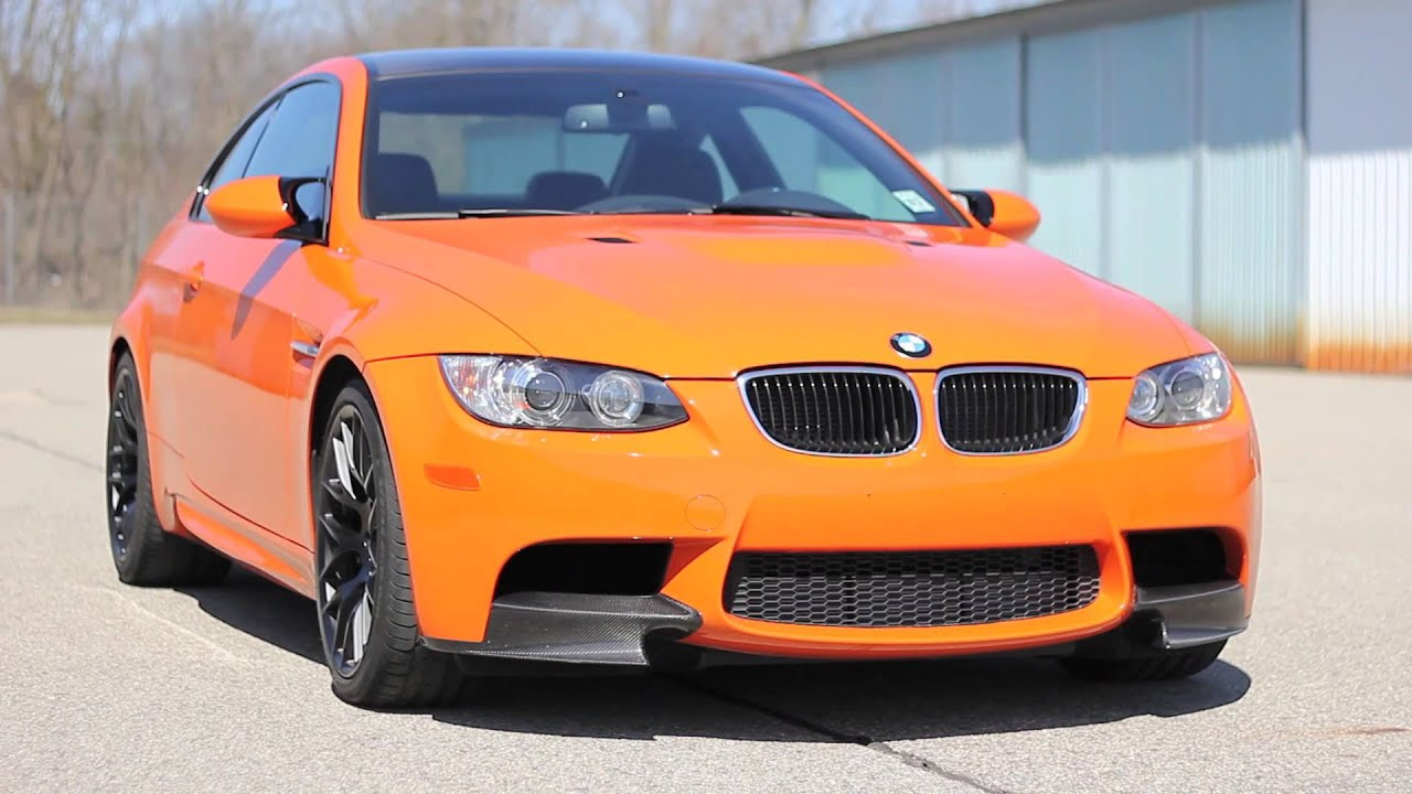2017 Bmw M3 Lime Rock Park Edition Up Close Personal Car And Driver