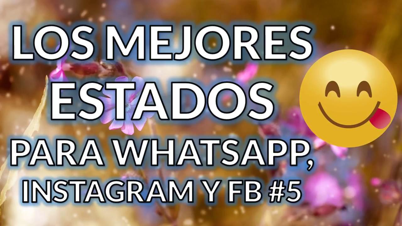Estados De Whatsapp Y Frases Frases De Amor Estados